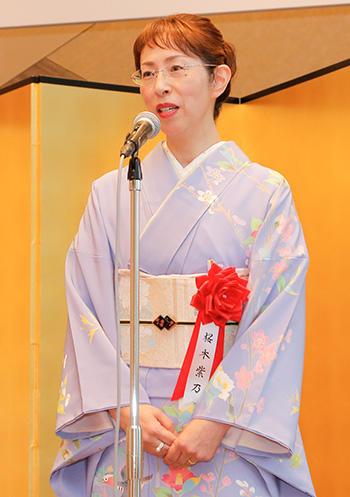 桜木紫乃氏